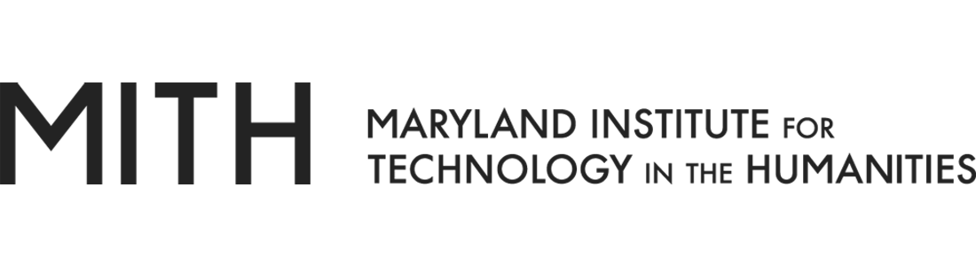Maryland Institute for Technology in the Humanities logo